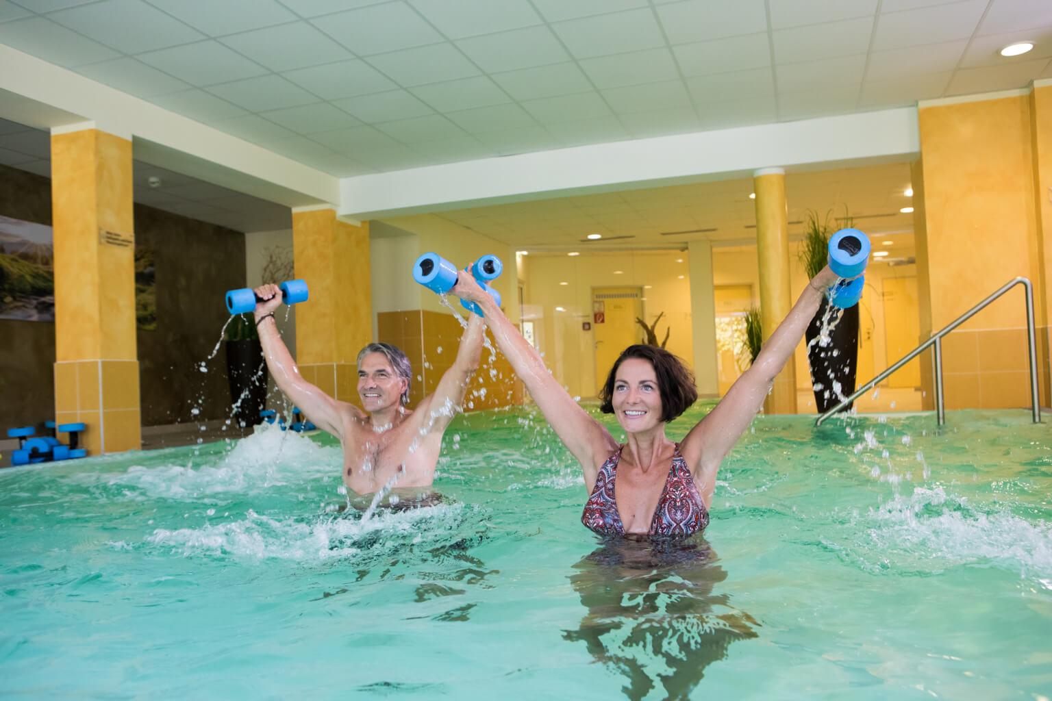 OptimaMed Salzerbad Wassertherapie
