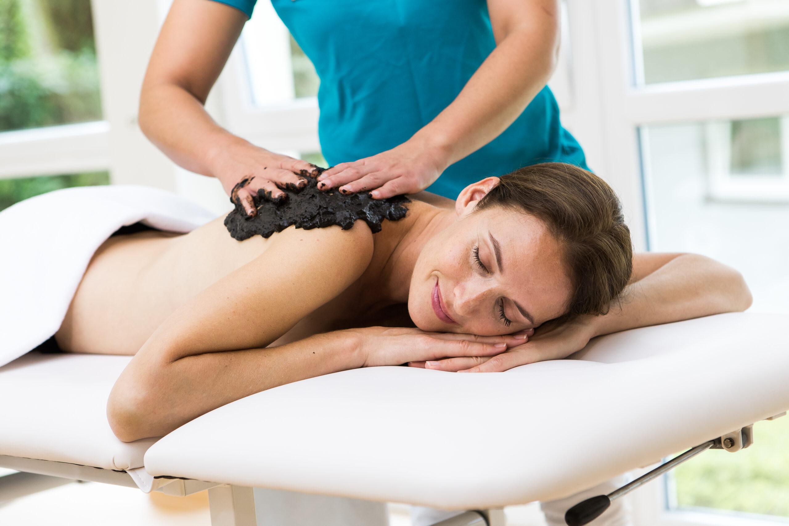 Moor Massage Erholung
